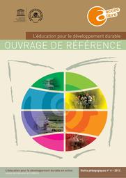 L Education Pour Le Developpement Durable Ouvrage De Reference