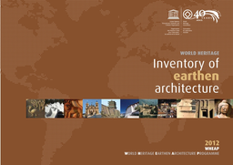 World Heritage Inventory Of Earthen Architecture 2012