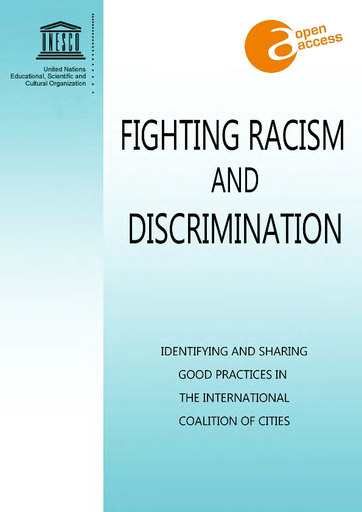 Fighting racism and discrimination: identifying and sharing