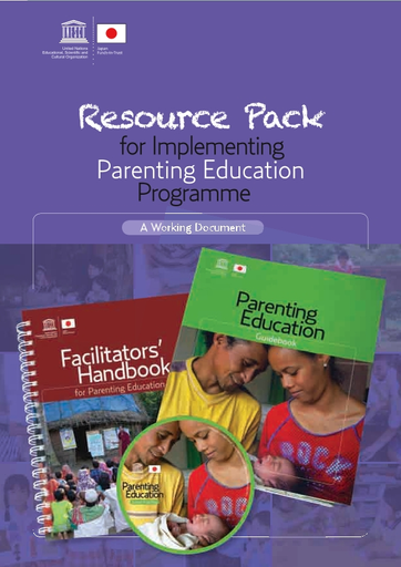 Resource pack for implementing parenting education programme