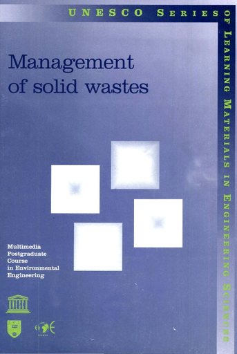 Management Of Solid Wastes Multimedia Postgraduate Course In