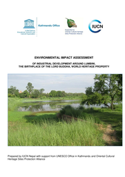 Environmental impact assessment of industrial development
