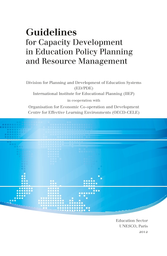 Guidelines For Capacity Development In Education Policy