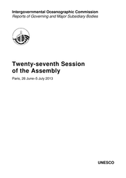 Draft Summary Report Of The Twenty Seventh Session Of The