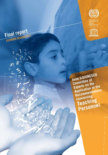 Joint ILO/UNESCO Committee of Experts on the Application of