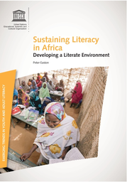 Sustaining literacy in Africa: developing a literate
