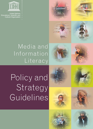 Media And Information Literacy Policy And Strategy Guidelines Unesco Digital Library