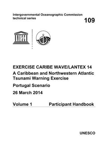 Exercise Caribe Wave Lantex 14 A Caribbean And Northwestern