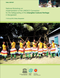 National Workshop on Implementation of the UNESCO Convention