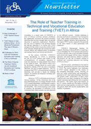 The Role Of Teacher Training In Technical And Vocational Education And Training Tvet In Africa Unesco Digital Library