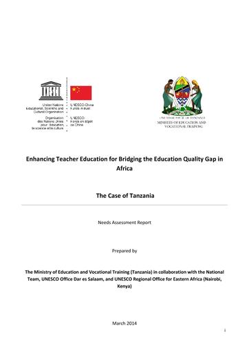 Enhancing Teacher Education for Bridging the Education