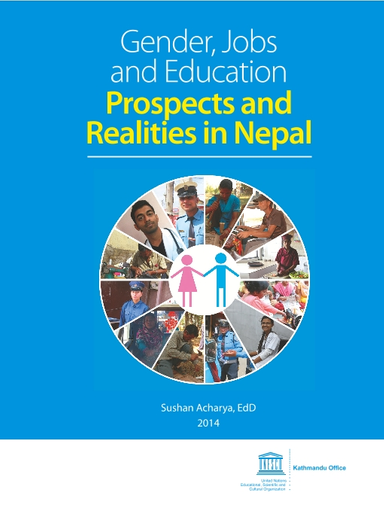 Gender, jobs and education: prospects and realities in Nepal