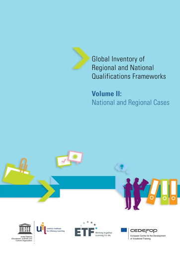 Global Inventory Of Regional And National Qualifications Frameworks V Ii National And Regional Cases Unesco Digital Library