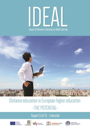 distance education in european higher education the potential