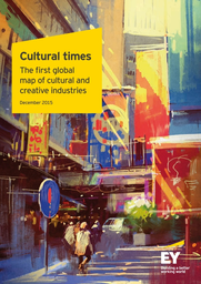 Cultural Times The First Global Map Of Cultural And