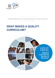 What makes a quality curriculum? - UNESCO Digital Library