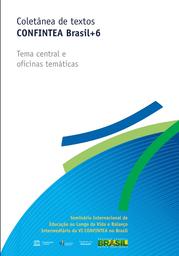 Coletânea De Textos Confintea Brasil 6 Tema Central E
