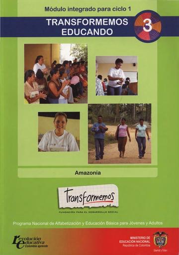 Módulo Integrado Para Ciclo 1 Transformemos Educando
