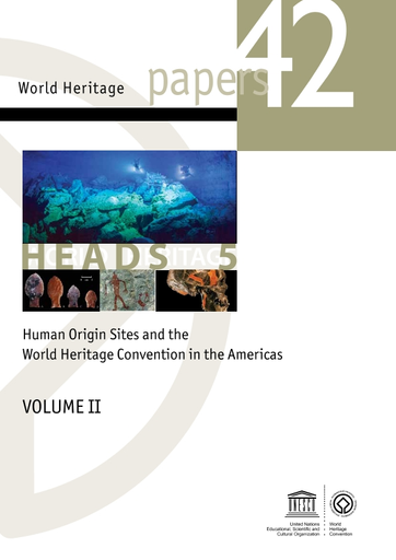 Human origin sites and the World Heritage convention in the