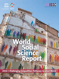 World social science report, 2016: Challenging inequalities