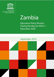 Zambia: education policy review