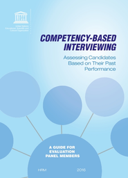 Competency-based interviewing: assessing candidates based on their