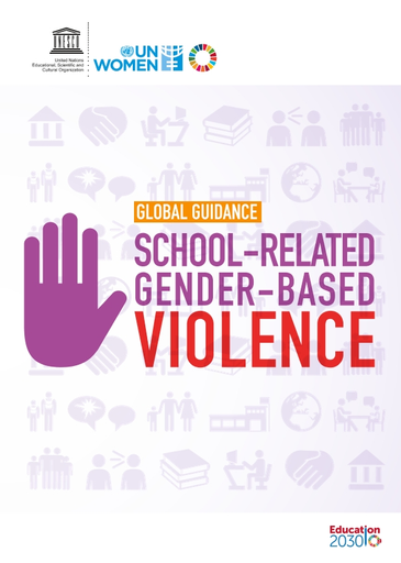 New Guidance To Help Protect Student >> Global Guidance On Addressing School Related Gender Based