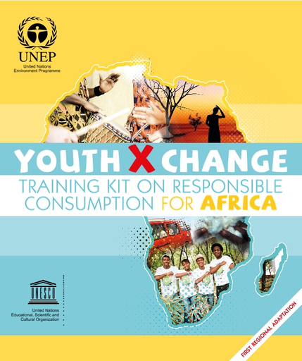 Youthxchange Training Kit On Responsible Consumption For Africa Unesco Digital Library