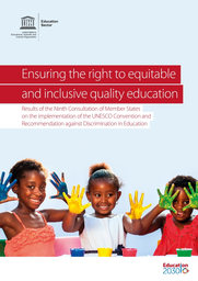 Ensuring The Right To Equitable And Inclusive Quality Education