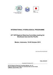 february 2015 tuvalu home.htm international hydrological programme  23rd ihp regional steering  international hydrological programme