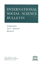 Comparative Research In Social Science With Special