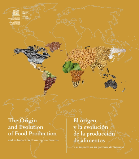 The Origin and evolution of food production and its impact on consumption  patterns - UNESCO Digital Library
