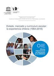 Estado Mercado Y Currículum Escolar La Experiencia Chilena