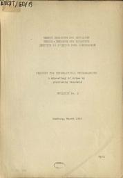 internationale brieffreunde