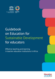 Guidebook On Education For Sustainable Development For Educators