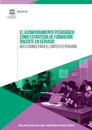 El Acompañamiento Pedagógico Como Estrategia De Formación