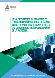Una Aproximación Al Programa De Formación Profesional En