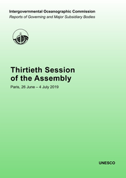 Thirtieth Session Of The Ioc Assembly Paris 26 June 4 July