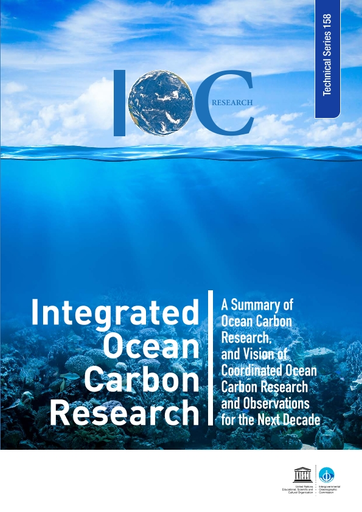 integrated ocean carbon research