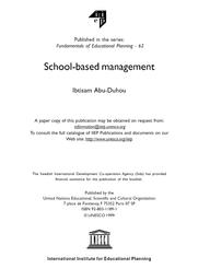 Binding of dissertations