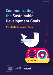 Communicating the Susutainable Development Goals: a toolkit